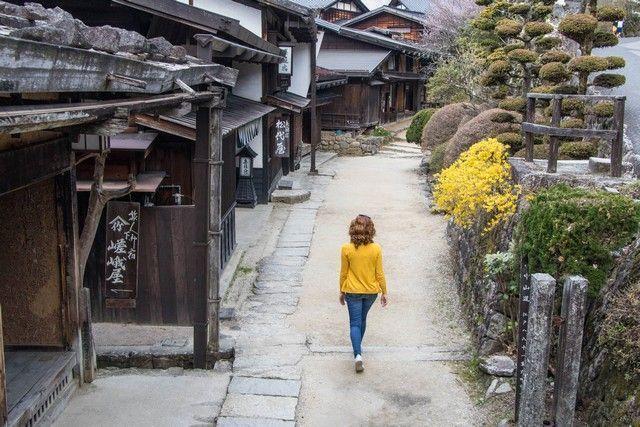 La ruta nakasendo de magome a tsumago japon (26)