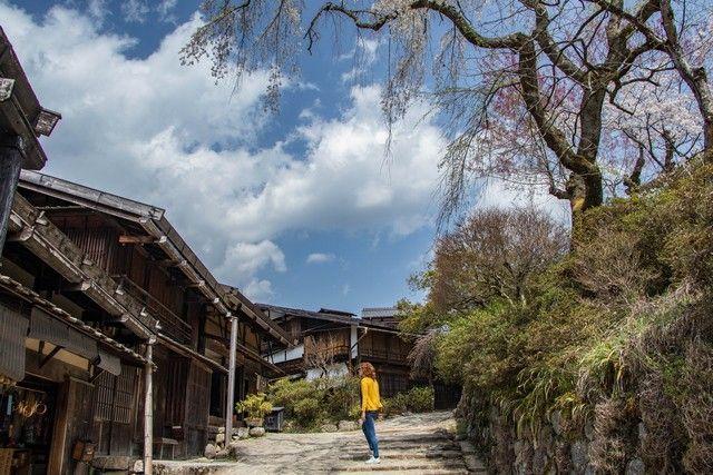La ruta nakasendo de magome a tsumago japon (28)
