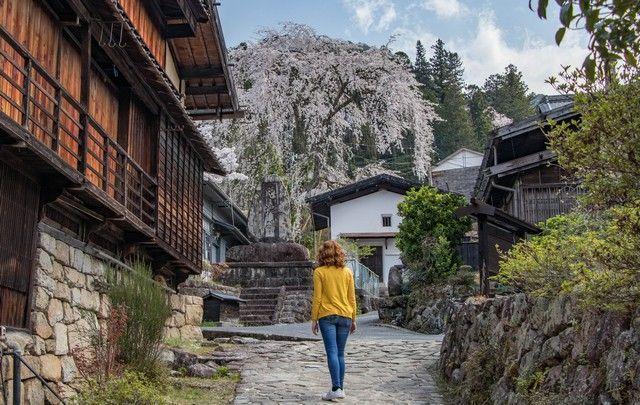 La ruta nakasendo de magome a tsumago japon (29)
