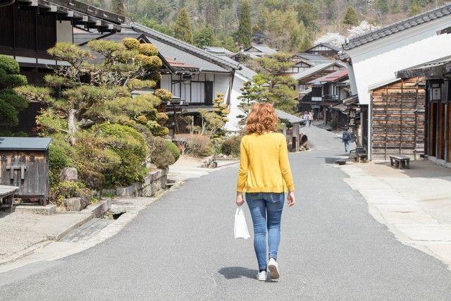 La ruta nakasendo de magome a tsumago japon (32)