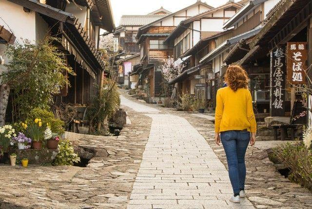 La ruta nakasendo de magome a tsumago japon (4)
