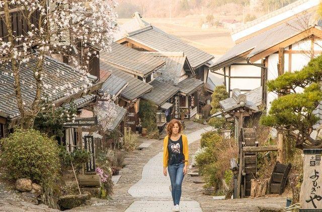 La ruta nakasendo de magome a tsumago japon (6)