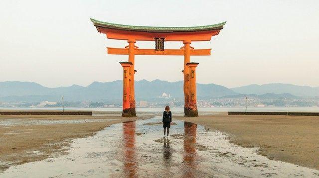 amanecer en miyajima japon (2)