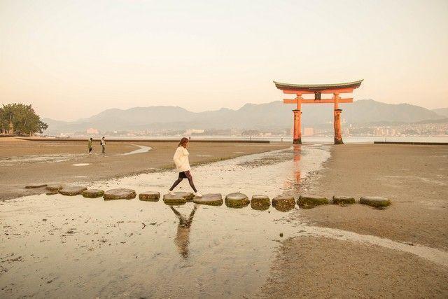 amanecer en miyajima japon (8)