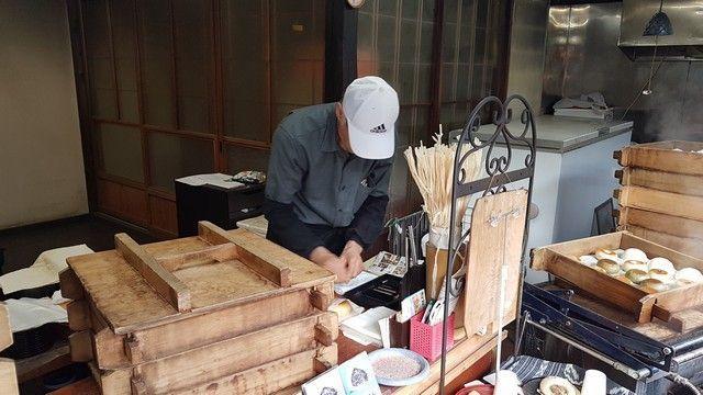 comida la ruta nakasendo de magome a tsumago (2)