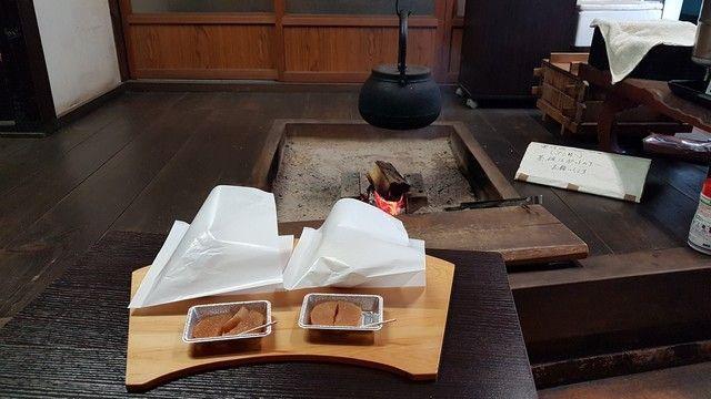 comida la ruta nakasendo de magome a tsumago (3)
