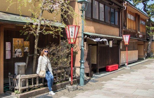 kanazawa en un día japon en hanami (15)