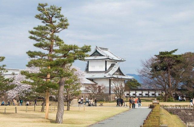 kanazawa en un día japon en hanami (46)