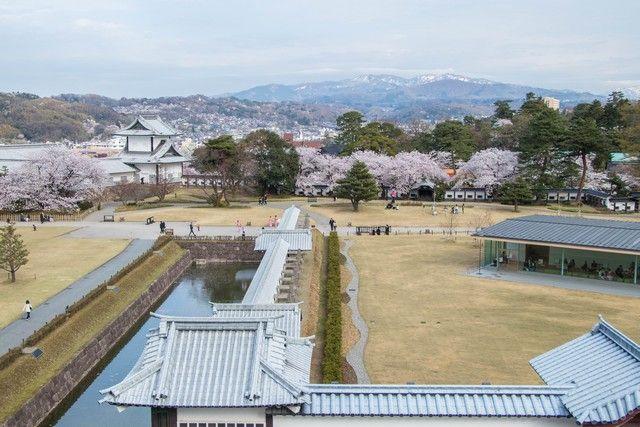 kanazawa en un día japon en hanami (47)