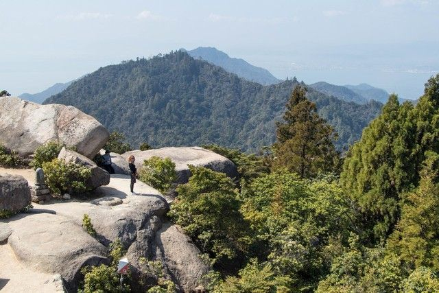 monte misen miyajima japon (3)