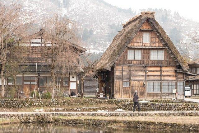shirakawago en hanami japon alpes japoneses (1)