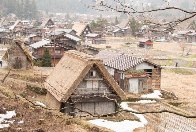 shirakawago en hanami japon alpes japoneses (14)