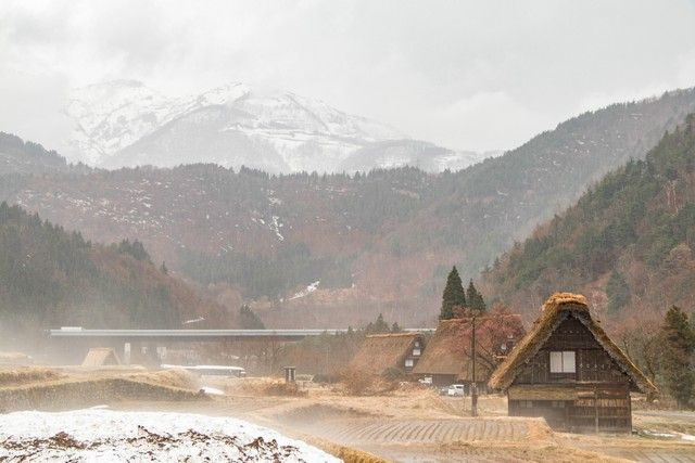 shirakawago en hanami japon alpes japoneses (16)