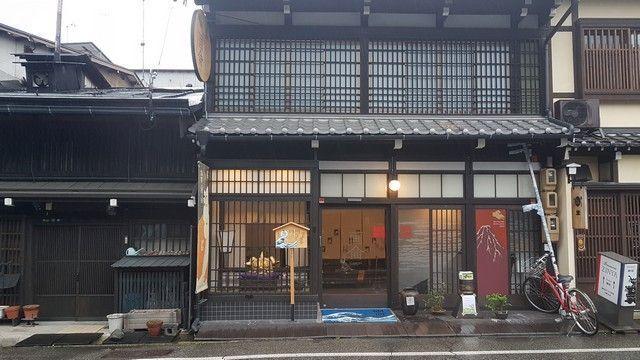 takayama bajo la lluvia alpes japoneses japon (2)