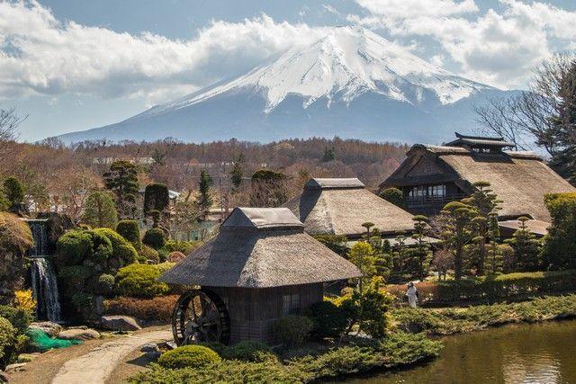Oshino Hakka monte fuji kawaguchiko (4)