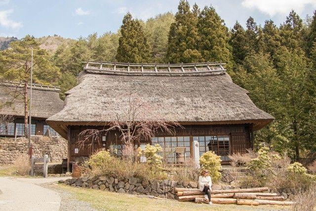 Saiko Iyashi No Sato Nemba monte fuji kawaguchiko (3)