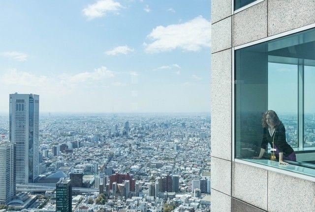edificio metropolitano vistas tokio (2)