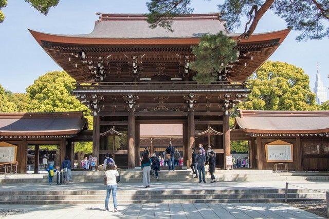 santuario meiji shibuya tokio (7)