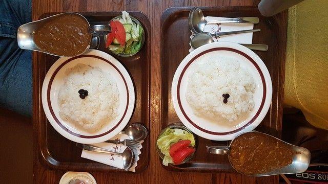 comida en Kamakura curry japones