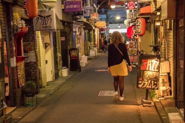 de noche en shinjuku tokio (10)