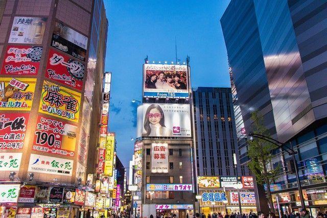 de noche en shinjuku tokio (7)