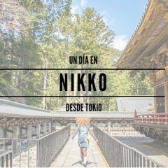 Nikko en un día desde Tokio