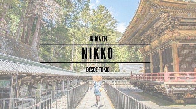 PORTADA UN DÍA EN NIKKO DESDE TOKIO