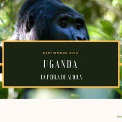 Uganda, la perla de África