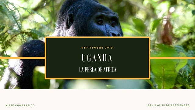 uganda la perla de africa
