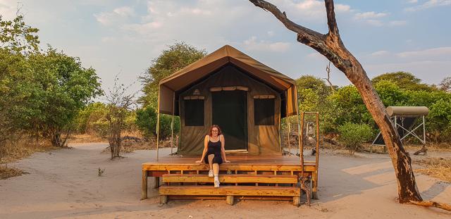 safari por la ribera del río khwai botswana (7)
