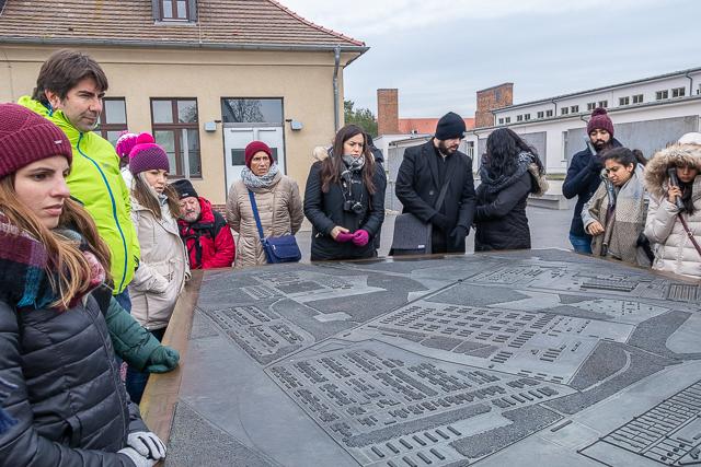 campo de concentracion Sachsenhausen berlin (1)