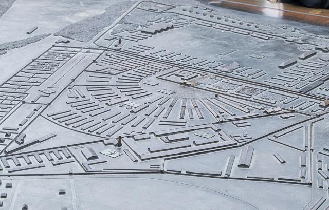 campo de concentracion Sachsenhausen berlin (2)