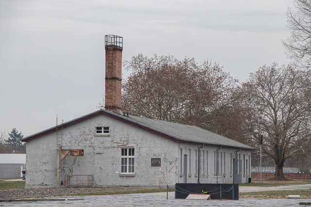 campo de concentracion Sachsenhausen berlin (5)
