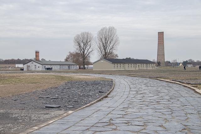 campo de concentracion Sachsenhausen berlin (7)