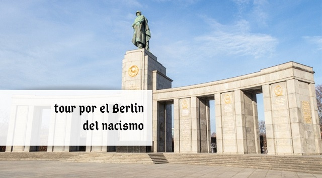 El Berlin del Nazismo, tour guiado
