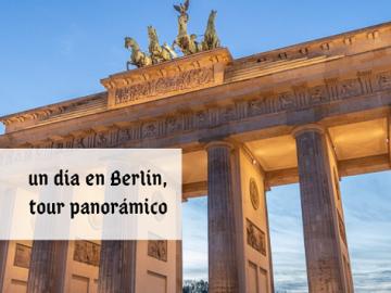 Un día en Berlin, Tour guiado