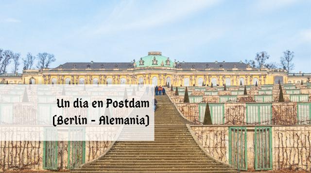 Que ver en Postdam (Berlín)