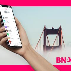Tarjeta Bnext, para viajar sin comisiones