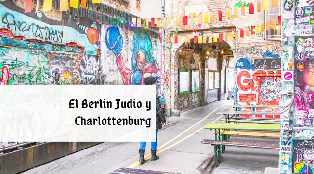 El Berlín Judío y Charlottenburg