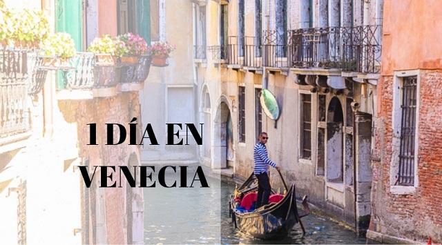 Un día en Venecia