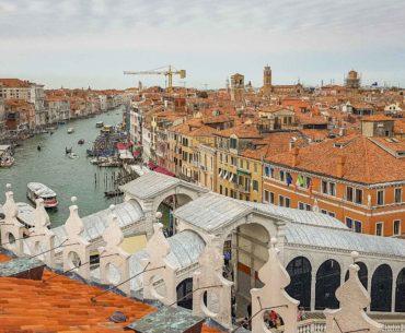 Mirador Fondaco Dei Tedeschi venecia