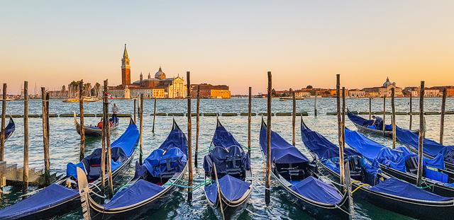 atardecer en venecia (2)