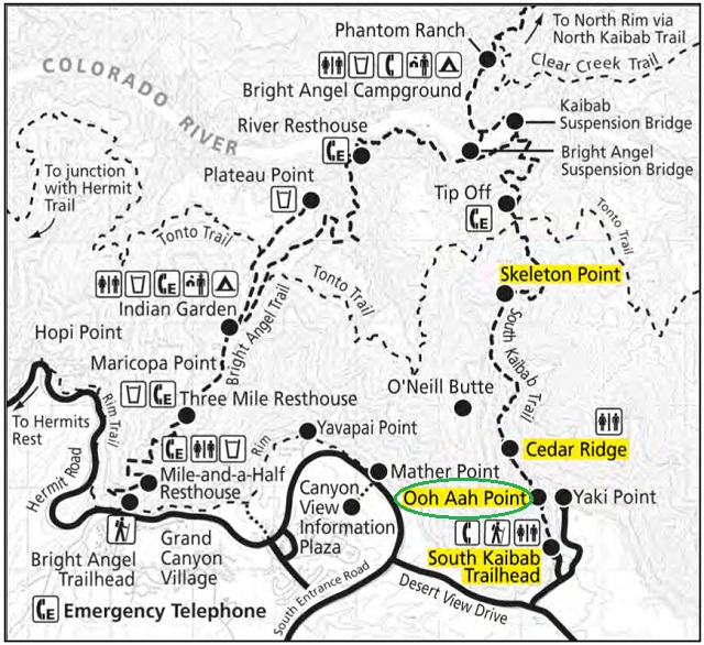 grand-canyon-south-kaibab-trail-map