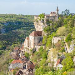 Un día en el Valle de Lot: Rocamadour y Saint Cirq Lapopie