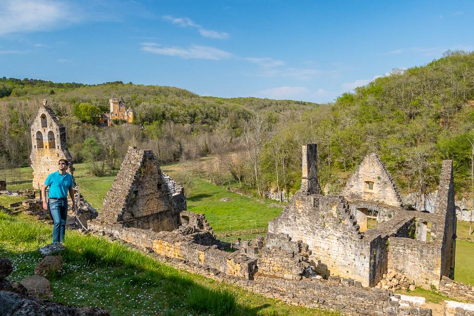 Castillo de Commarque Sarlat La Caneda (10)