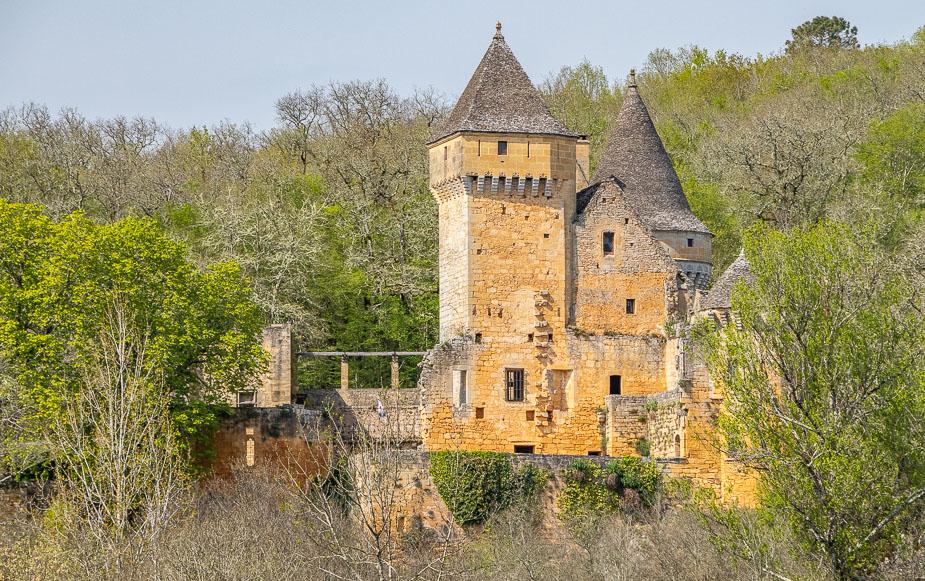Castillo de Commarque Sarlat La Caneda (2)