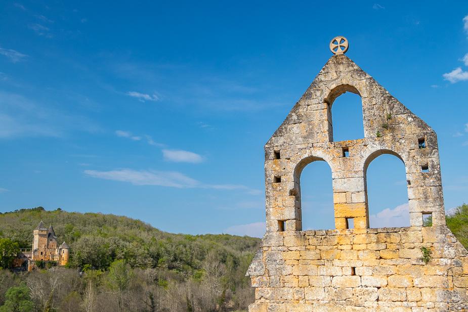 Castillo de Commarque Sarlat La Caneda (9)