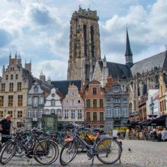 Malinas en un día (desde Bruselas)
