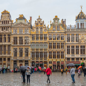 Unas horas en Bruselas