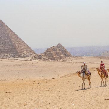 Egipto: Como organizar un viaje